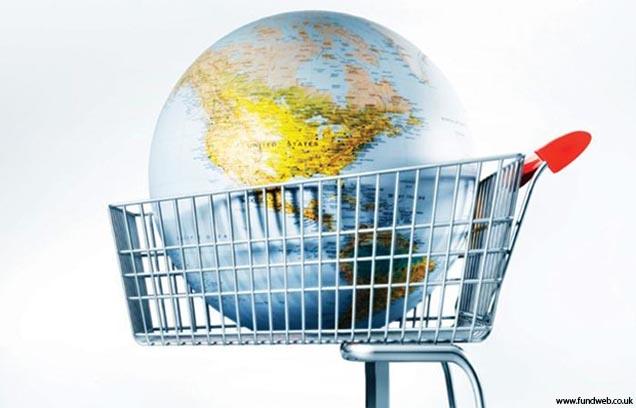 global shopping cart