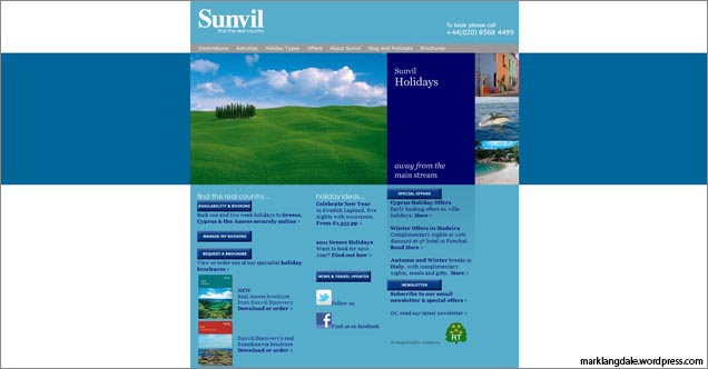 website color scheme