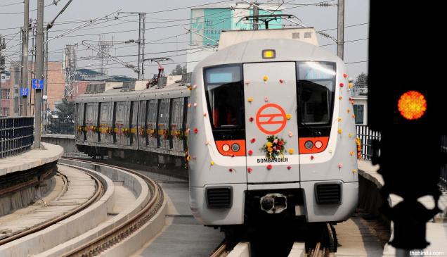 Metro Delhi
