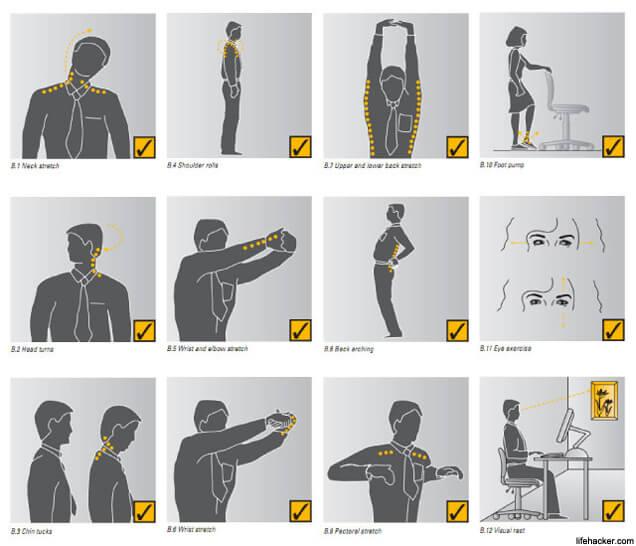 desk-exercises